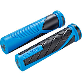 Cube Performance Puños, negro/azul